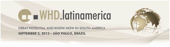 WHD.latinamerica | Sao Paulo, Brazil | September 5th, 2013